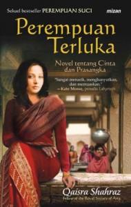 Indonesian Book Cover Perempuan Teruka