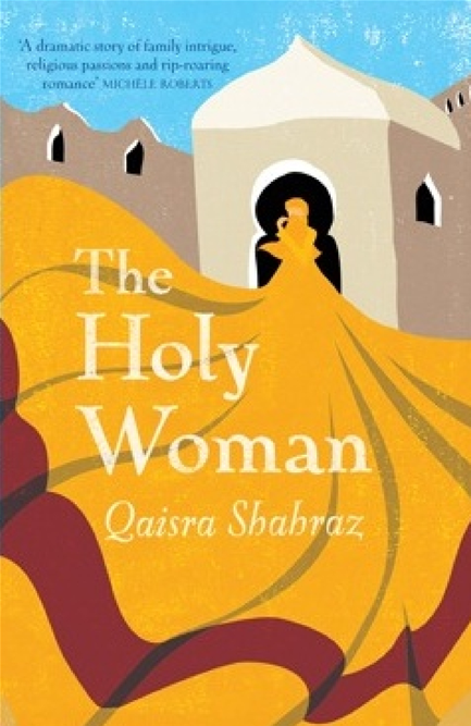 The Holy Woman Book Cover A