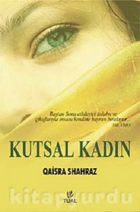 The Holy Woman Turkish Book Cover
