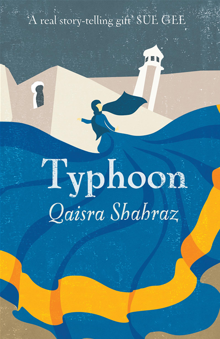 Typhoon Book Cover A