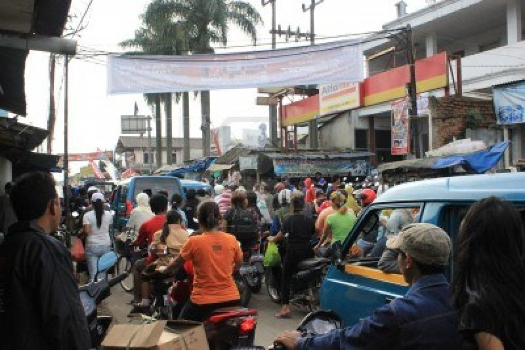 Traffic Jam Jakarta