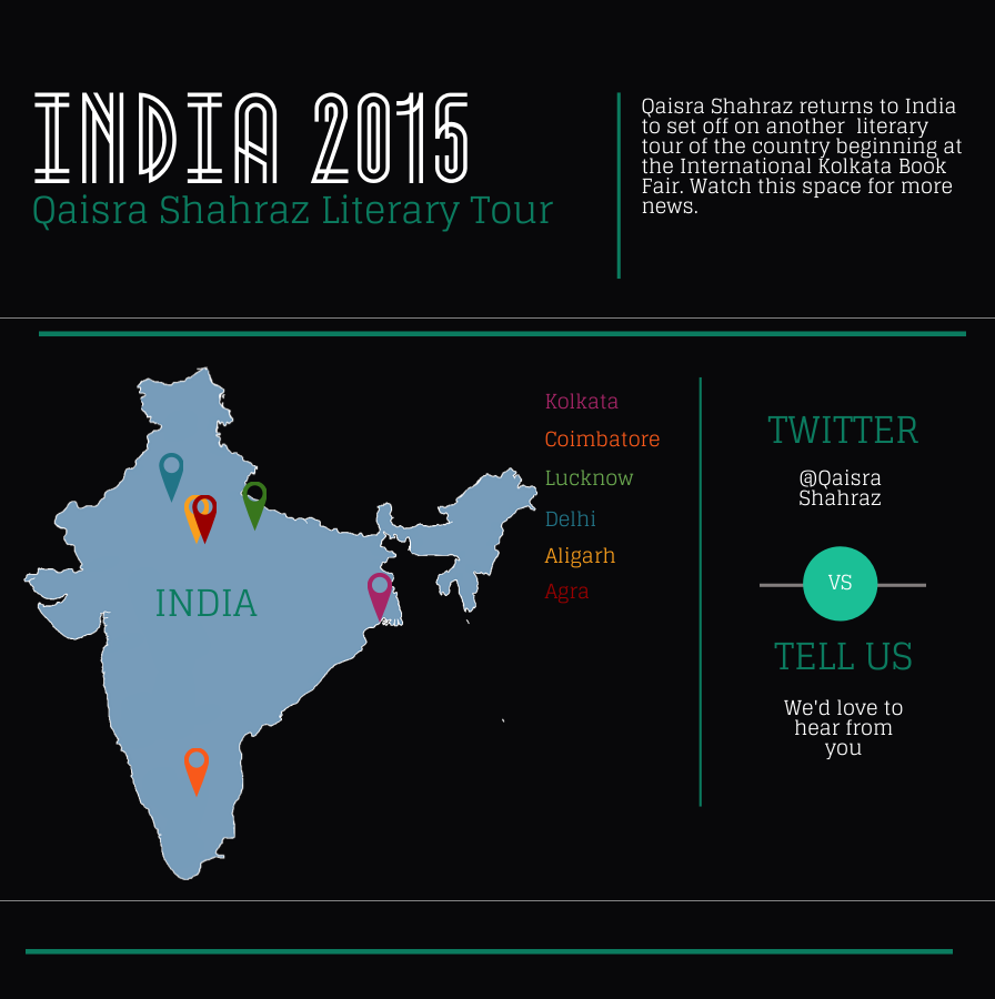India february 2015 qaisra shahraz india february 2015 gumiabroncs Images