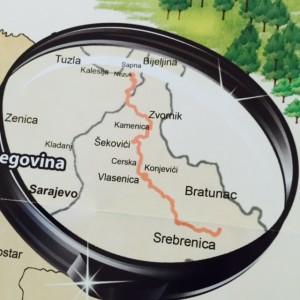 Bosnia 2016 - Day 1 - Map 2